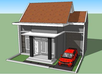 Sketsa Rumah Idaman Arsitektur Rumah Design Rumah Design Rumah